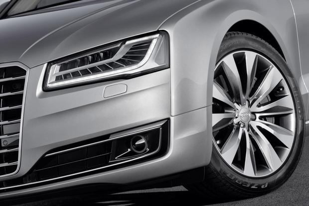 2014 Audi A8: New Car Review featured image large thumb0