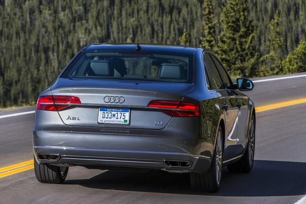 2015 Audi A8: New Car Review featured image large thumb1