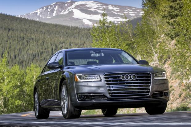 2015 Audi A8: New Car Review featured image large thumb2