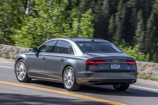 2015 Audi A8: New Car Review featured image large thumb4