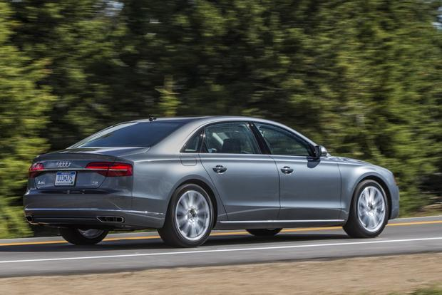 2015 Audi A8: New Car Review featured image large thumb5