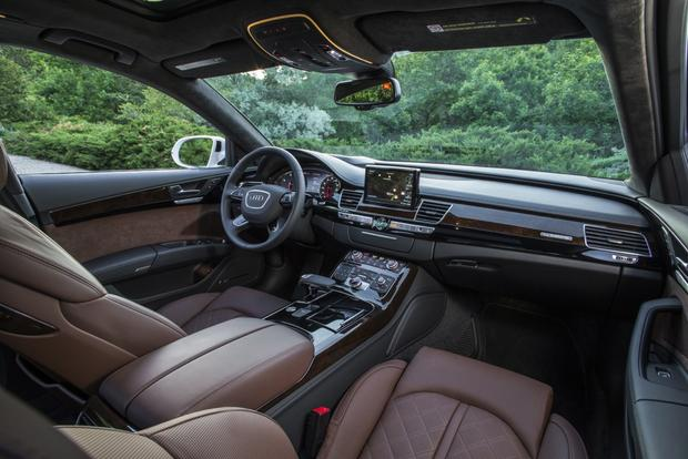 2015 Audi A8: New Car Review featured image large thumb7