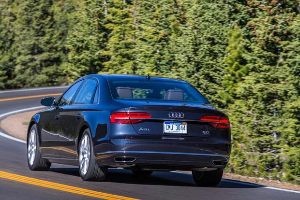 2016 Audi A8: New Car Review featured image large thumb3