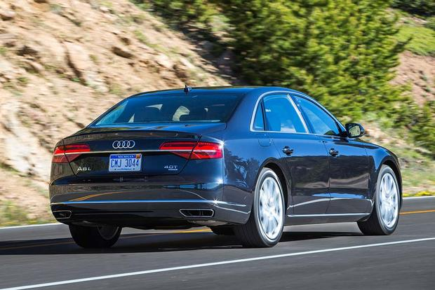 2018 Audi A8: New Car Review featured image large thumb3