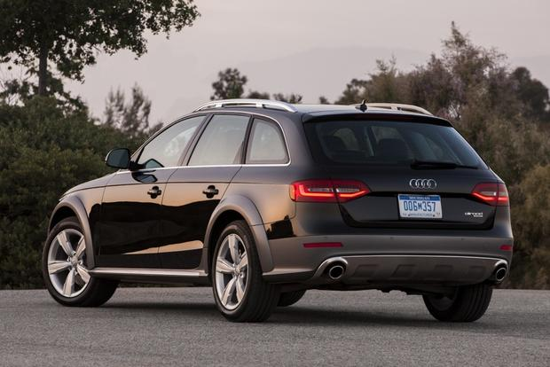 2013 Audi allroad: New Car Review featured image large thumb3