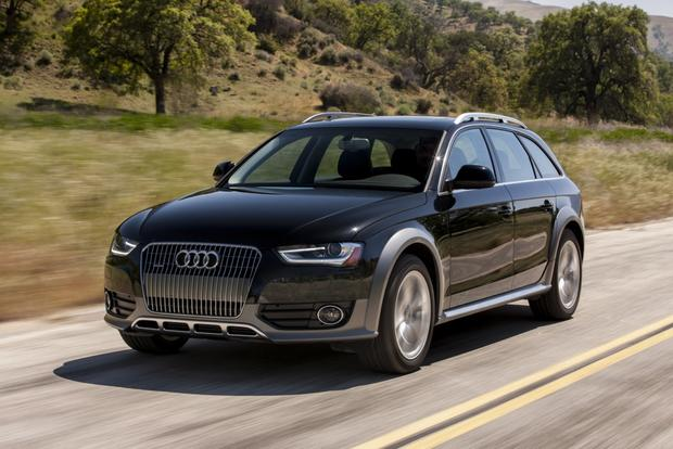 2013 Audi allroad: New Car Review featured image large thumb10