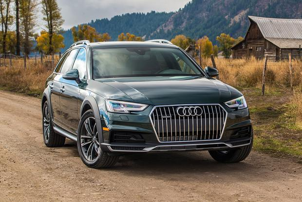 2017 Audi A4 allroad: New Car Review featured image large thumb0