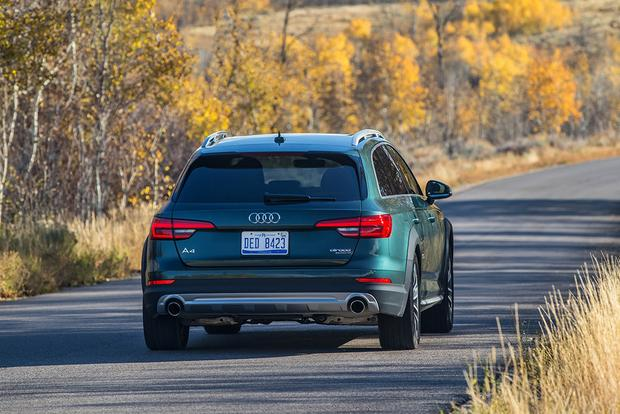 2017 Audi A4 allroad: New Car Review featured image large thumb1