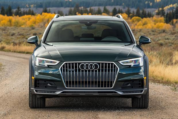 2017 Audi A4 allroad: New Car Review featured image large thumb2