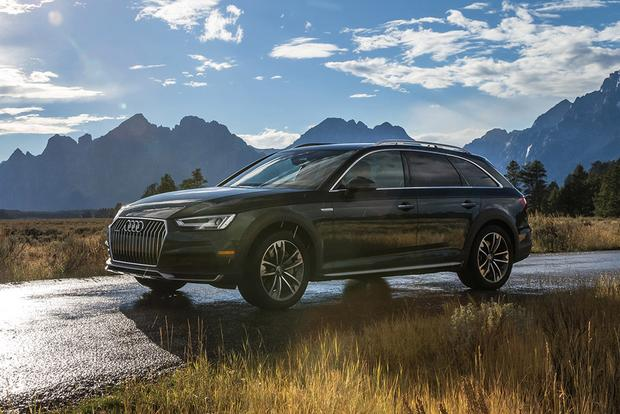 2017 Audi A4 allroad: New Car Review featured image large thumb3