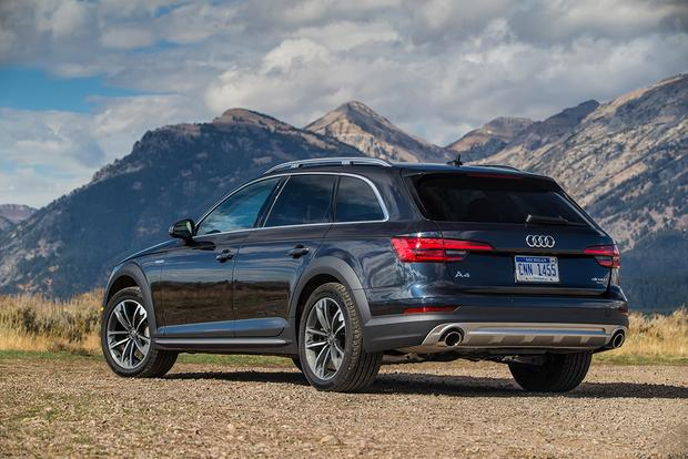2017 Audi A4 allroad: New Car Review featured image large thumb5