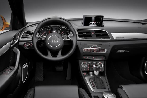 Audi Q New Car Review Autotrader - Audi q3 review