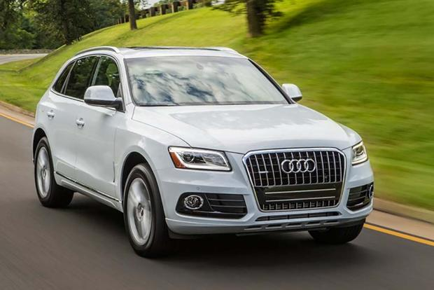2016 Audi Q3 vs. 2016 Audi Q5: What's the Difference? - Autotrader
