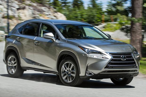 2015 Lexus NX vs. 2015 Audi Q3: Which Is Better? featured image large thumb11