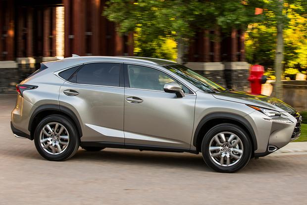 2015 Lexus NX vs. 2015 Audi Q3: Which Is Better? featured image large thumb1