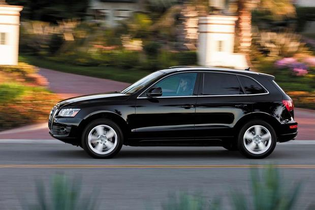 2009 Audi Q5: Used Car Review featured image large thumb2