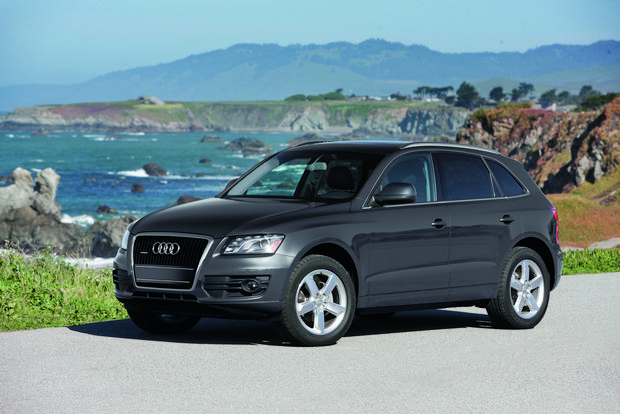2012 Audi Q5: New Car Review