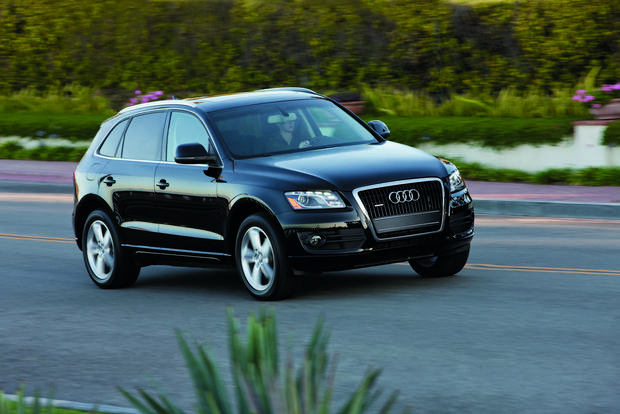 2012 Audi Q5: New Car Review featured image large thumb2