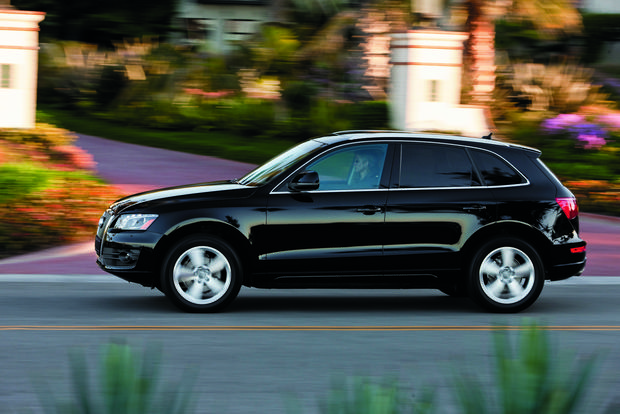 2012 Audi Q5: New Car Review featured image large thumb3