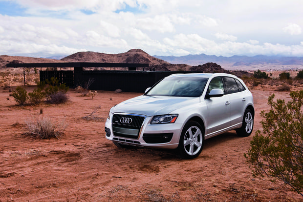 2012 Audi Q5: OEM Image Gallery featured image large thumb6