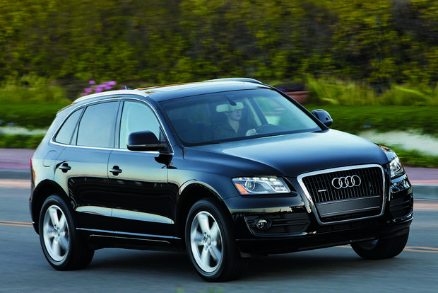 2012 Audi Q5: Used Car Review