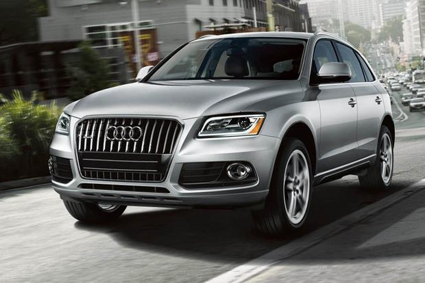 2016 Audi Q5 >> 2016 Audi Q5 New Car Review Autotrader