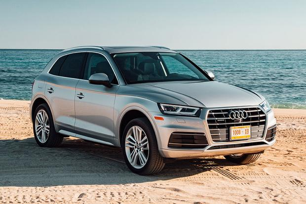 2018 Audi Q5: First Drive Review