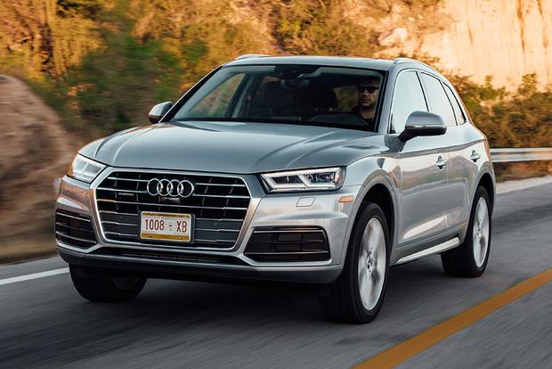 2018 Audi Q5 First Drive Review Autotrader