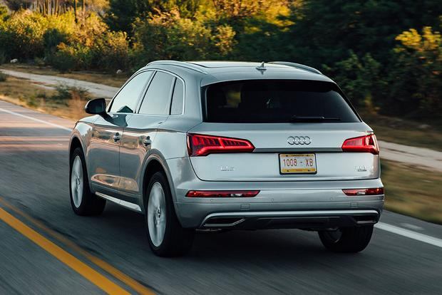 2018 audi q5 first drive review autotrader. Black Bedroom Furniture Sets. Home Design Ideas