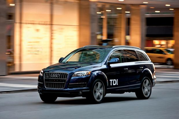 2012 Audi Q7: New Car Review featured image large thumb0