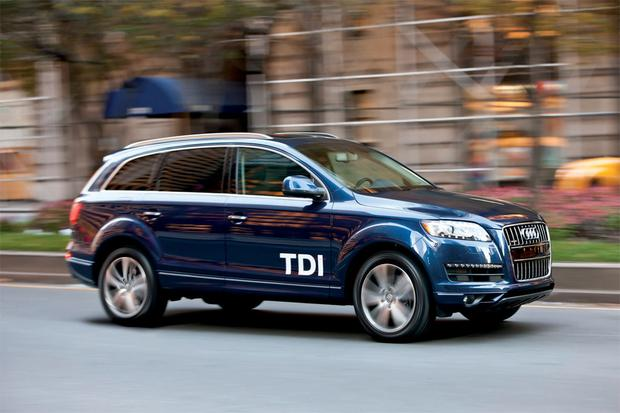 2012 Audi Q7: New Car Review featured image large thumb2
