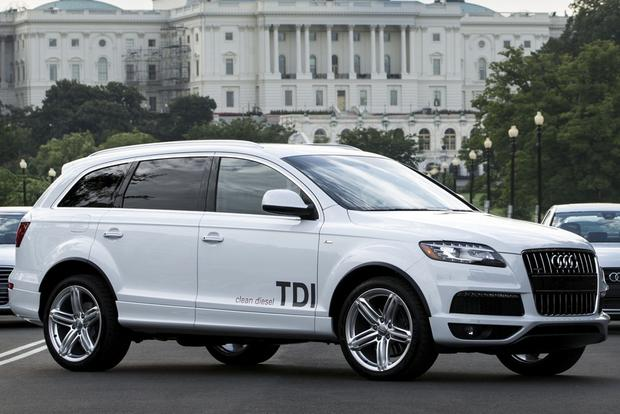 2014 Audi Q7: New Car Review - Autotrader