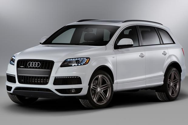 Audi Q New Car Review Autotrader - How much is an audi q7