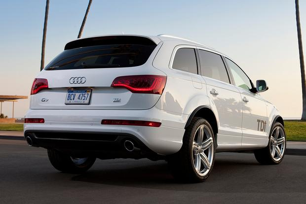 2015 audi q7 new car review autotrader. Black Bedroom Furniture Sets. Home Design Ideas