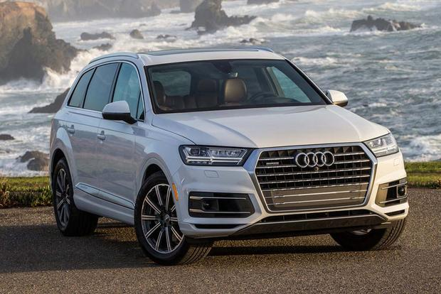 2017 Audi Q7: New Car Review featured image large thumb0