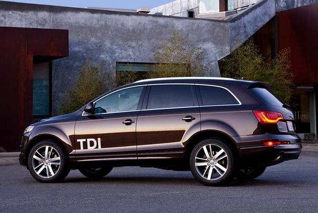 2015 Audi Q7 vs  2017 Audi Q7: What's the Difference