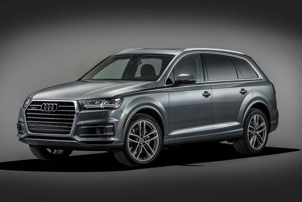2018 Audi Q7: New Car Review featured image large thumb2