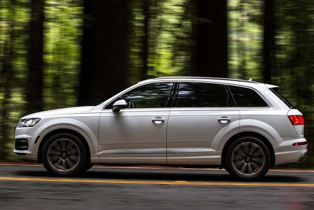 2018 Audi Q7: New Car Review featured image large thumb3