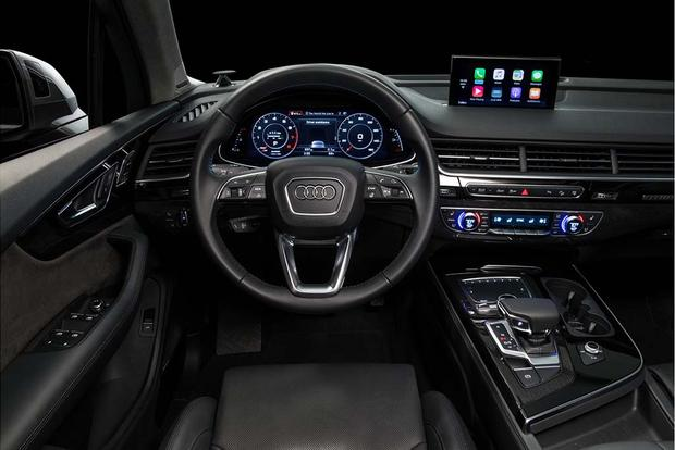Audi Q New Car Review Autotrader - Audi q7 2018 msrp