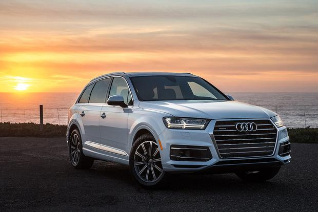 Audi Q New Car Review Autotrader - 2018 audi q7