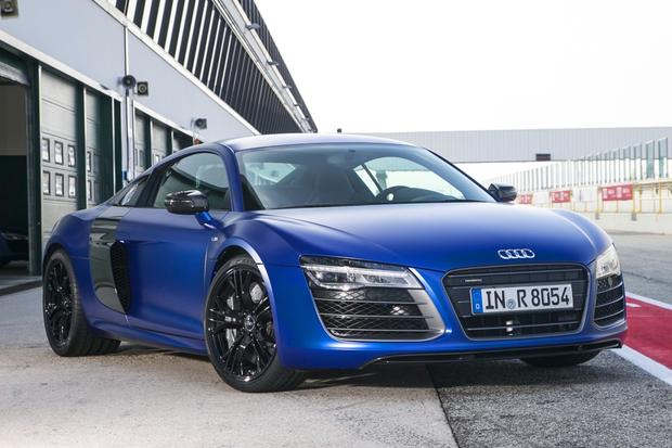 2014 Audi R8: New Car Review featured image large thumb0