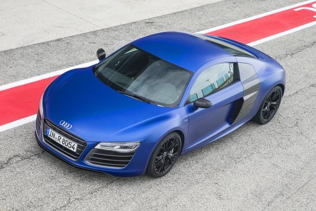 2014 Audi R8: New Car Review featured image large thumb1