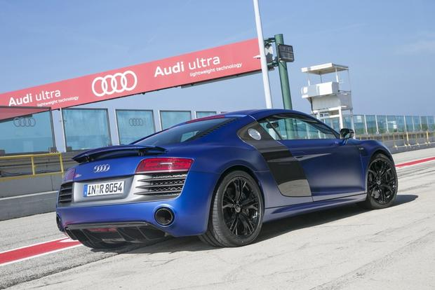 2014 Audi R8: New Car Review featured image large thumb4