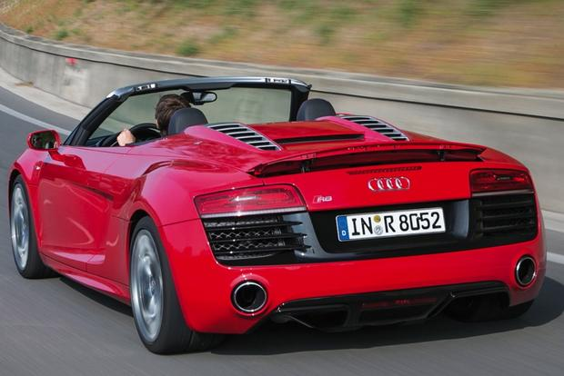 Good 2014 Audi R8: New Car Review Featured Image Large Thumb0