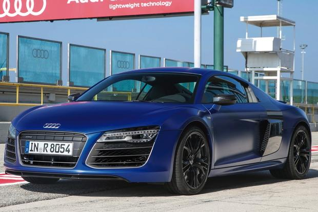 2014 Audi R8: New Car Review featured image large thumb2