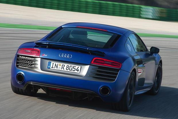 2014 Audi R8: New Car Review featured image large thumb3
