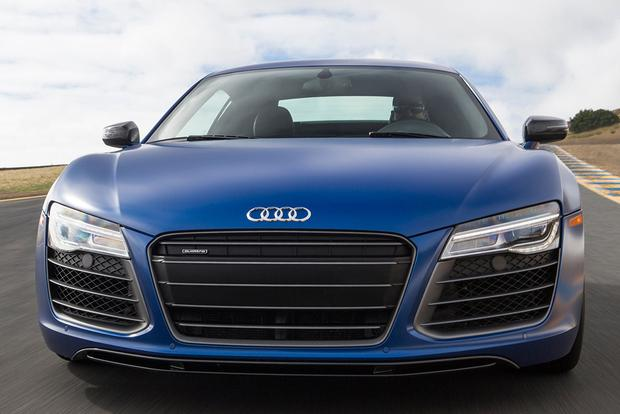2015 Audi R8: Overview featured image large thumb0