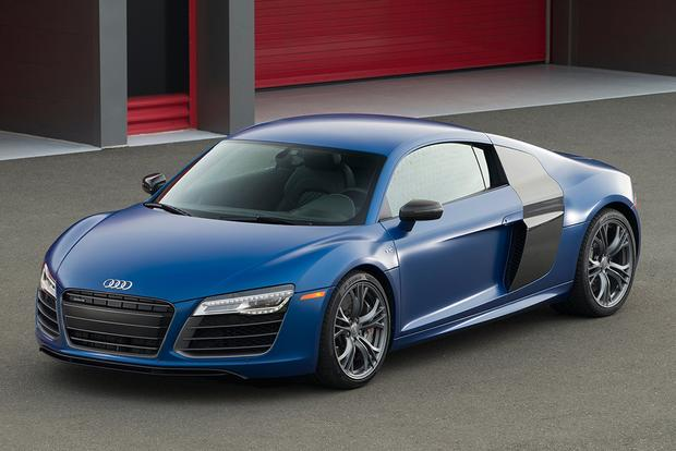 2015 Audi R8: Overview featured image large thumb2