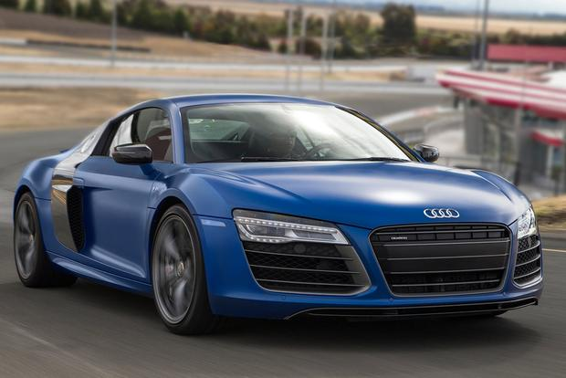 Audi R8 V8 2017 Best New Cars For 2018