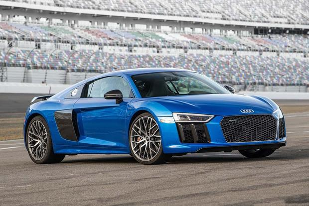 2017 Audi R8: Overview